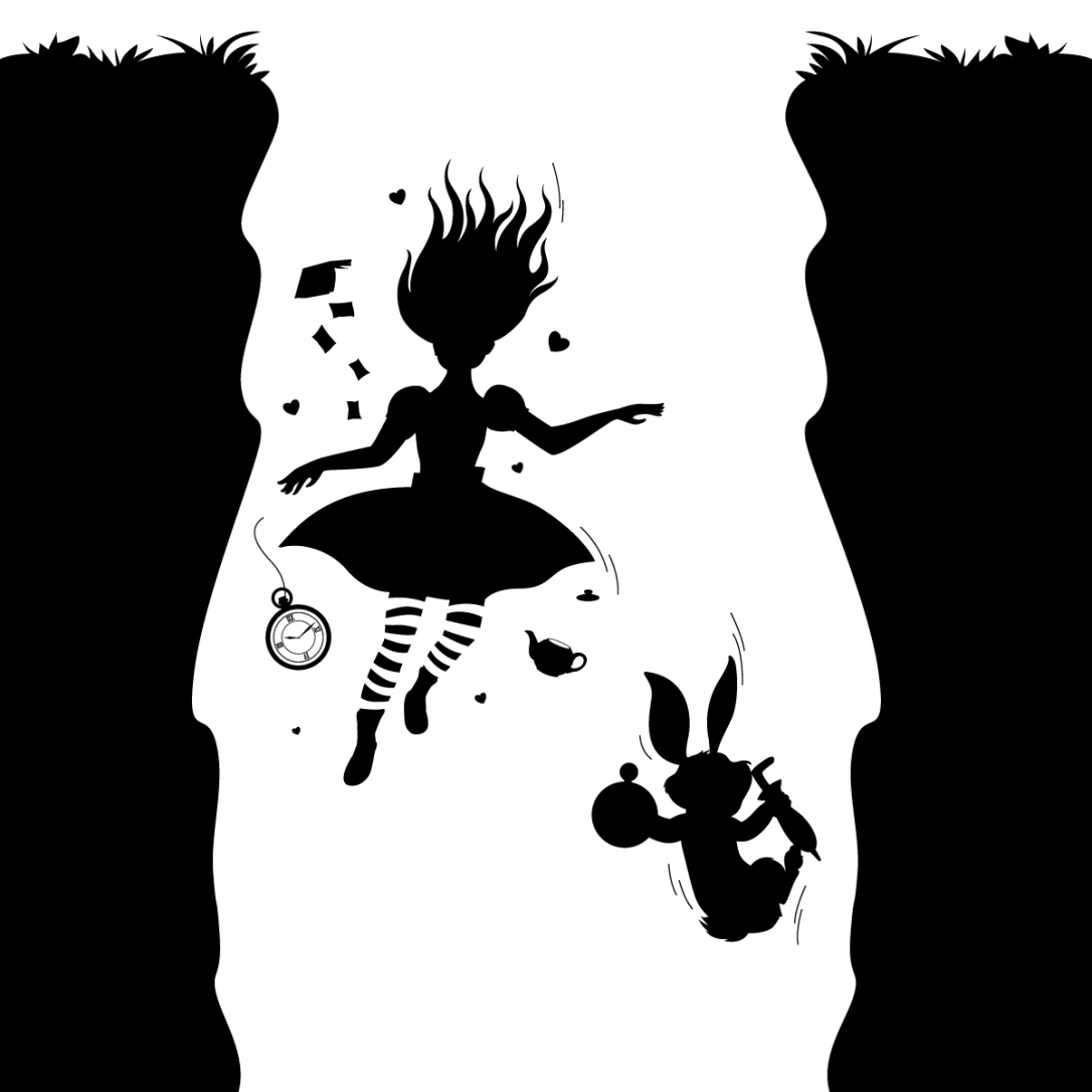 falling person and rabbit_final