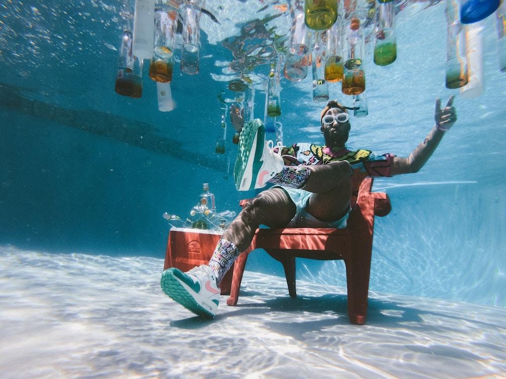 unique underwater